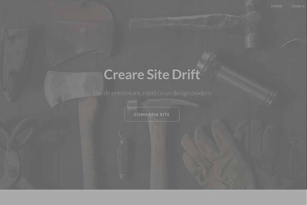 Site Consultant Marketing - oferit de WebsiteMarket
