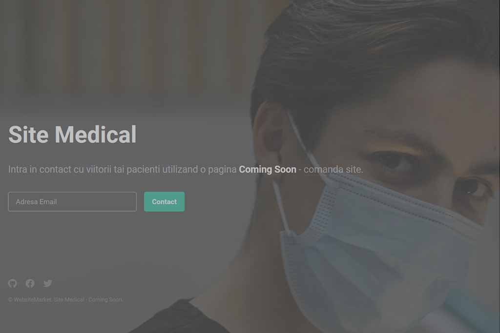 Site Medical - Produse WebsiteMarket.